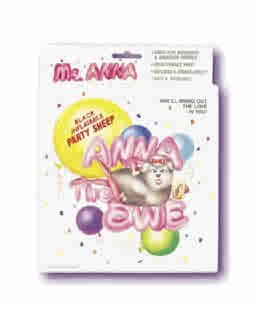 Anna the Ewe - Inflatable Animal Sex Doll