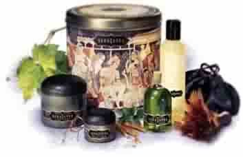 Kama Sutra Earthly Delights Gift Tin