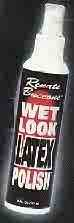 Wet Look Latex Polish - 6oz