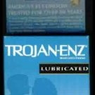Trojan-Enz Condoms - Lubricated 3pk
