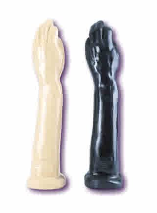 Hand of Adonis - Black Rubber