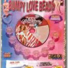 Bumpy Love Beads Purple Anal Beads