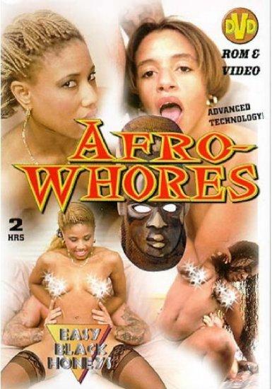 DVD - Afro-Whores - SUNSHINE