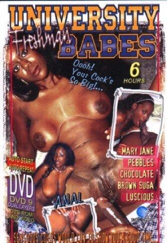DVD - University Freshman Babes - SUNSHINE