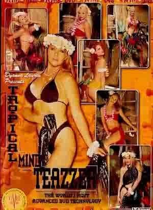 DVD - Tropical Mind Teazzer (Dyanna Lauren