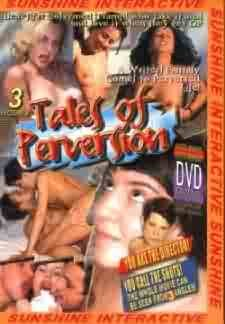 DVD - Tales of Perversion - SUNSHINE