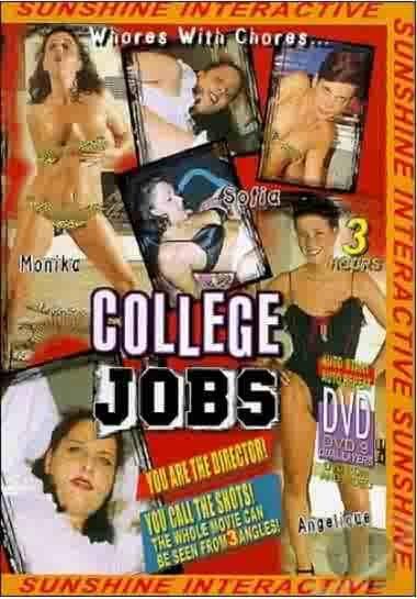 DVD - College Jobs - SUNSHINE