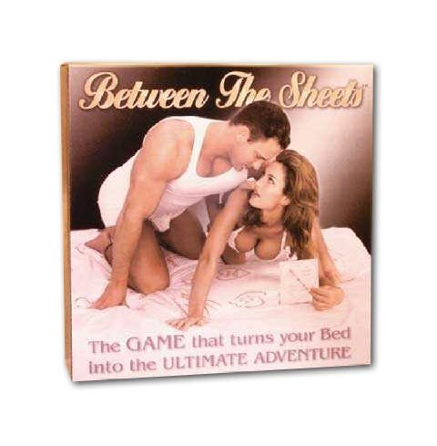 Between The Sheets Adult Game