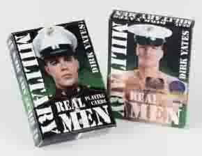 Military Men Cards - Adult