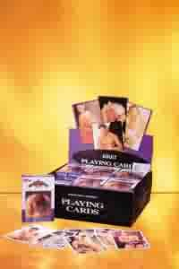 Male Nude Playing Cards - Adult