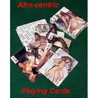 AfroCentric Adult Playing Cards
