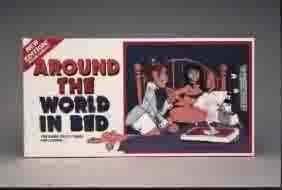 Around The World In Bed - New Edition Adult Board Game