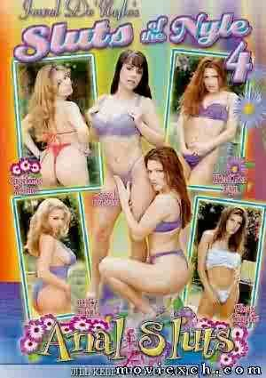 DVD - Sluts of the Nyle 4 Anal Sluts - Jill Kelly Productions -  MY100385
