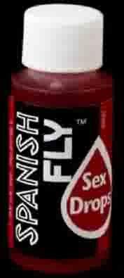 Spanish Fly Sex Drops Hot Cherry - DJ130801