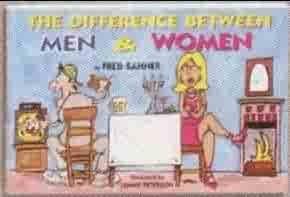 Book - The Difference Between Men & Women - ELD6885