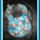 Boutique Baby Boy Baseball Bib ~ Batter Up