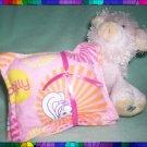 Custom Sleeping Bag Pillow 4 Webkinz - Polly Pockets FREE US AND CANADA SHIPPING