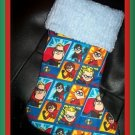 Handmade Christmas Stocking ~ Pixar's The Incredibles FREE US AND CANADA SHIPPING
