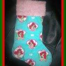 Handmade Christmas Stocking ~ Little Mermaid Ariel FREE US AND CANADA SHIPPING