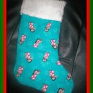 Handmade Christmas Stocking ~ Disney Lilo and Stitch FREE US AND CANADA SHIPPING