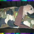 Boy John Deere Sleeping Bag & Pillow 4 Webkinz Lil'Kinz FREE US AND CANADA SHIPPING