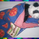Cust. Sleeping Bag & Pillow 4 Webkinz Lil'Kinz ~ Pizza