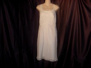 Full slip Vintage Lady Lynne whole slip candlelight