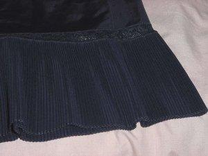 Full slip Vintage Navy blue Barbizon Taffreda Slip Endear  No. 96