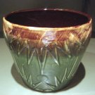 LARGE Vintage Glazed Pottery Pot Robinson Ransbottom Pottery Co.