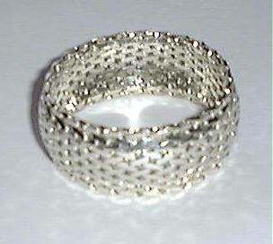 International Co Sterling Silver Napkin Ring