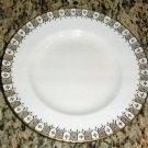 HERALDIC Royal Crown Derby 9 inch Luncheon Plate English Bone China