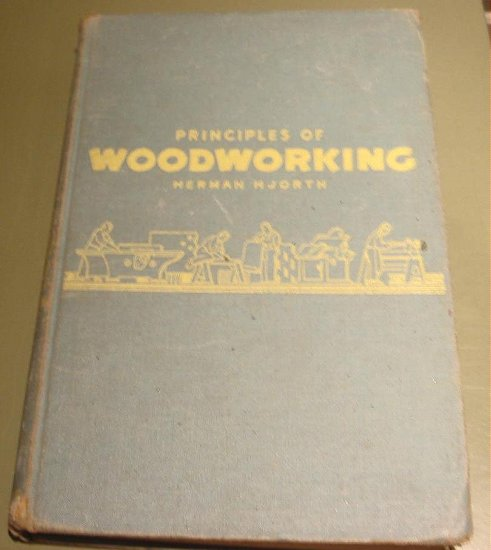 PRINCIPLES OF WOODWORKING