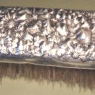 Fabulous English Antique Repousse Sterling Clothes Brush
