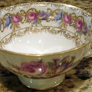 VIENNA by Rosenthal Cup with Elaborate Flowers Pattern
