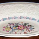 Oval Vegetable Bowl Wedgwood Patrician MORNING GLORY