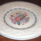 Wedgwood Patrician MORNING GLORY Luncheon Plate