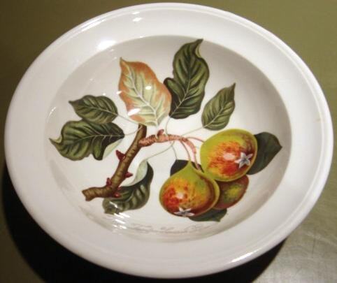 Pomona Fruit BOWL Squash Pear Portmeirion Portmerion