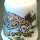 Vintage Thimble #8 Fine Bone China by SANDFORD England