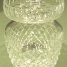 ALANA Waterford Crystal Cut Glass Preserve Jam Jar Pot