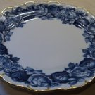 Schumann Bavaria HEIRLOOM Salad Plate Blue & White Transferware