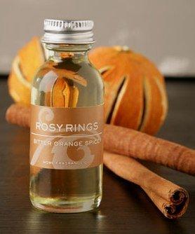 Rosy Rings BITTER ORANGE SPICE Home Fragrance Oil