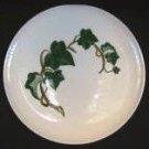 Vintage California Ivy Poppytrail Dinner Plate