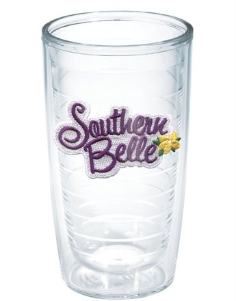 SOUTHERN BELLE 16 OUNCE TERVIS TUMBLER