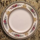 Columbia Enameled Wedgwood Dinner Plate England