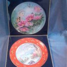 2 Plate Set Anna Perenna Burgues Chun Li June Dreams