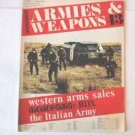1978 Interconair Armies & Weapons 43 Magazine