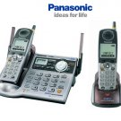 Panasonic KX-TG5572 - 5.8 GHz Digital Cordless Phone with Extra Handset and Answering Machine
