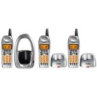 Uniden DCT646-3 - 2.4GHz Digital Expandable System with 3 Handsets