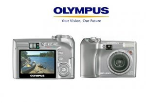 Olympus SP-310 - 7.1 Megapixels Digital Camera With 2.5-inch LCD and 3x Optical Zoom Lens
