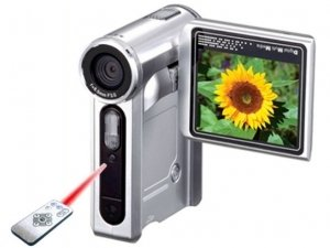 DigiLife - 12.0 MegaPixels Digital Camera-Camcorder with 2.0 LCD and 16xDigital Zoom